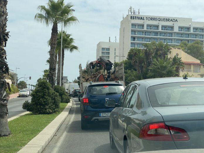 EL PP de Benalmádena critica que la reducción de carriles de Navas no cuenta con informes de seguridad ni emergencias específicos
