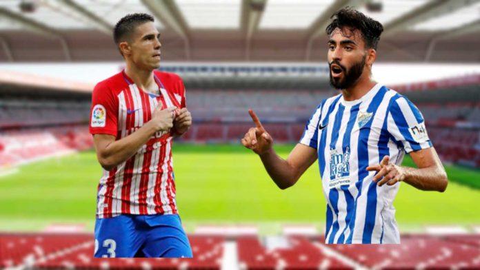 El gol frente al muro, Djuka vs. Juande el duelo en el Molinón