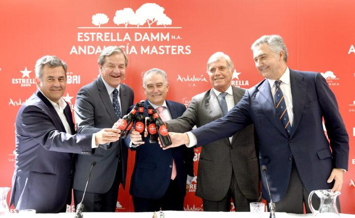 El Estrella Damm N.A. Andalucía Masters estrena normalidad