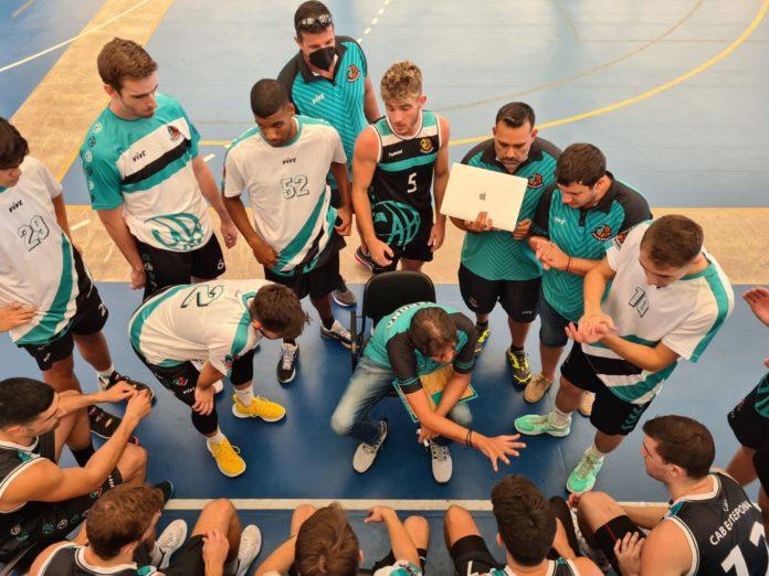 El CAB Estepona vence al CB Novaschool (80-76) y se cita el jueves con el CB Marbella en la final de la I Supercopa Málaga masculina