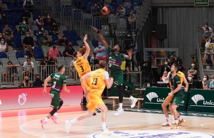 El Unicaja cae ante el Gran Canaria 79-80 | ACB PhotoPres