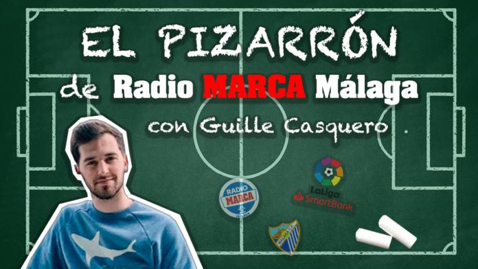Guille Casquero analiza el Málaga CF