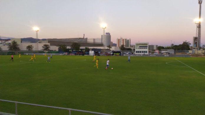 El Atlético Malagueño supera 5-0 al CD Rincón en su último amistoso del verano