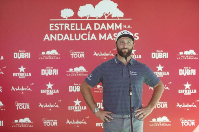 Jon Rahm, golfista