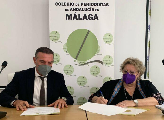 El Colegio de Periodistas de Andalucía en Málaga entrega el Sello de Comunicación Responsable a la Mancomunidad de la Costa del Sol Occidental