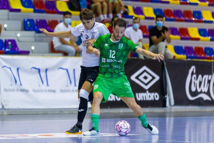 Segunda derrota consecutiva en el campeonato liguero para el BeSoccer UMA Antequera