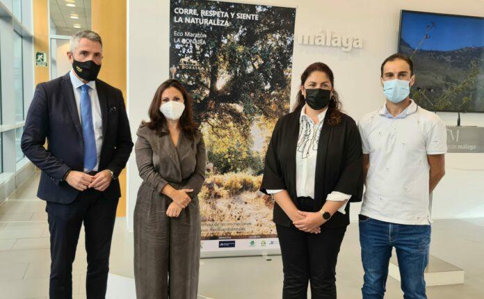 La Diputación Provincial de Málaga impulsa la II Eco Maratón de Montaña La Donaira el 20 de noviembre