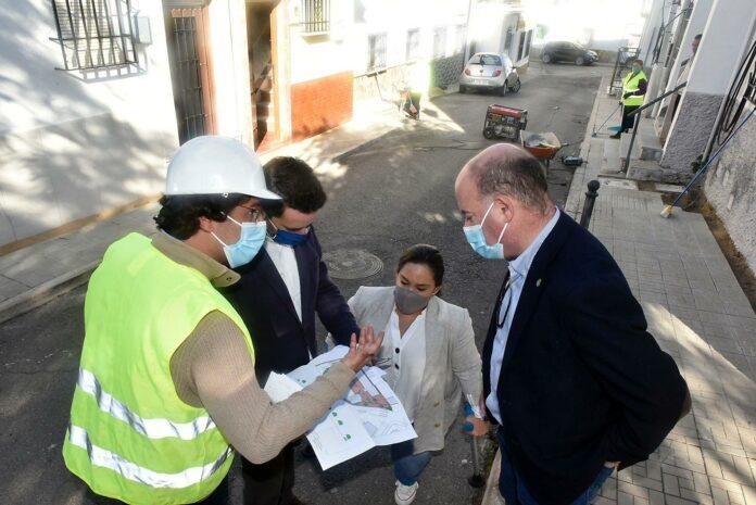 Las obras PFEA 2021 comenzarán el próximo lunes 15 de noviembre con el objetivo de seguir mejorando, transformando y regenerando los barrios de Antequera